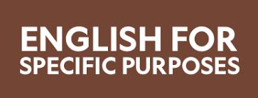 2017 - E - ENGLISH FOR SPECIFIC PURPOSES