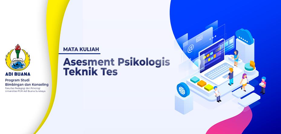 2020 - A1 - ASSESMENT PSIKOLOGIS TEKNIK TES