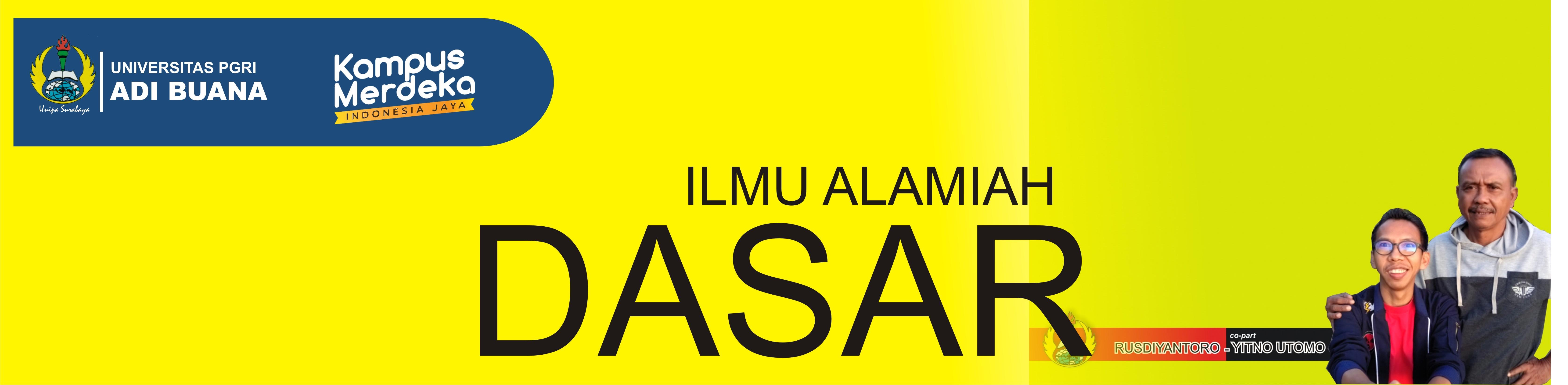 2020 - A1 - ILMU ALAMIAH DASAR