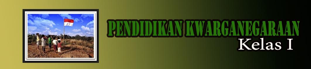2020 - I - PENDIDIKAN KEWARGANEGARAAN
