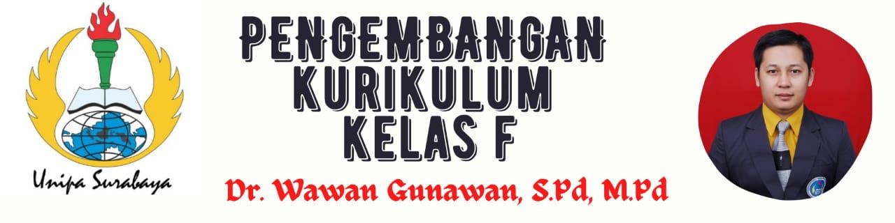 2020 - F - PENGEMBANGAN KURIKULUM SD