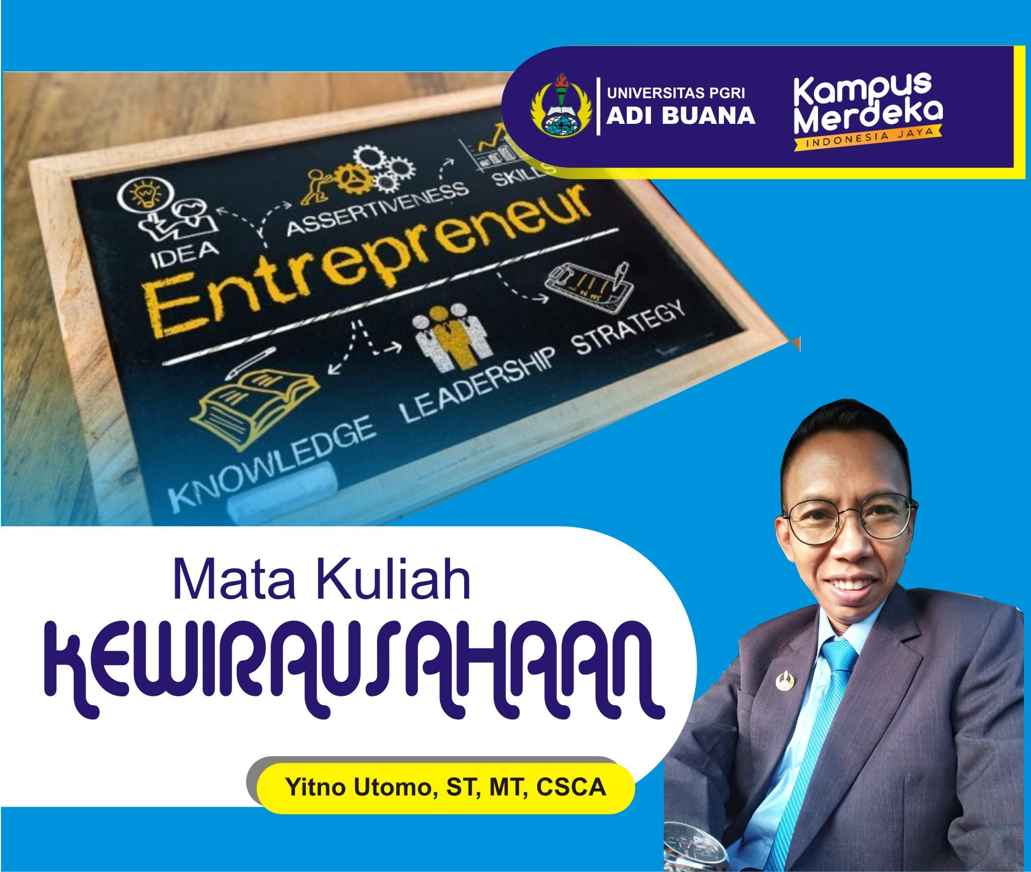 2018 - C - KEWIRAUSAHAAN