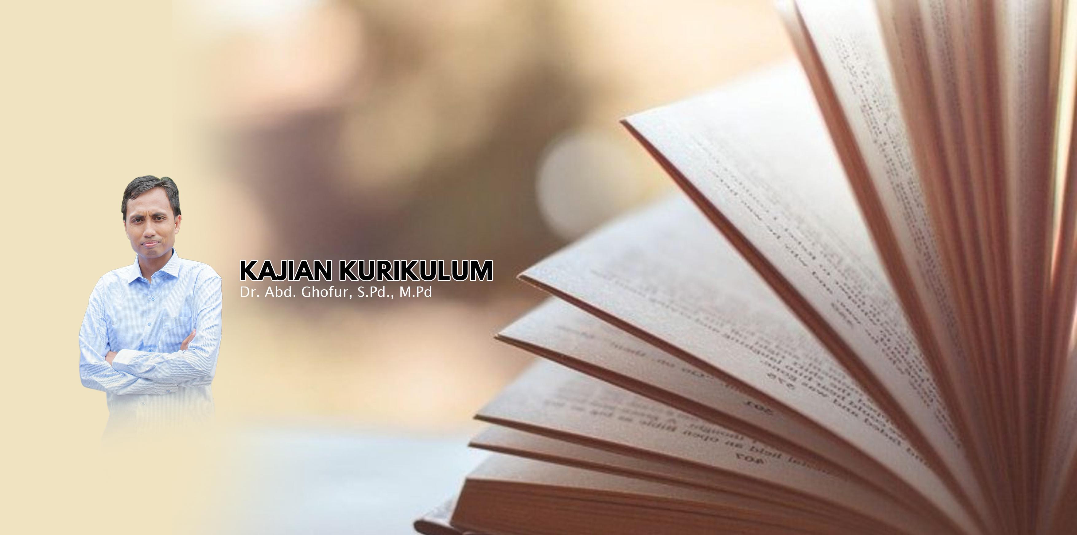 2019 - A - KAJIAN KURIKULUM