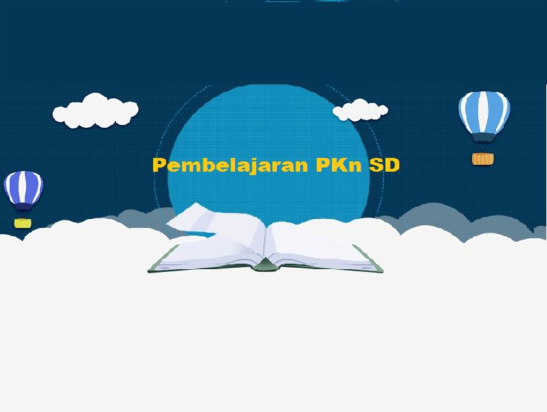 Pembelajaran PKn SD