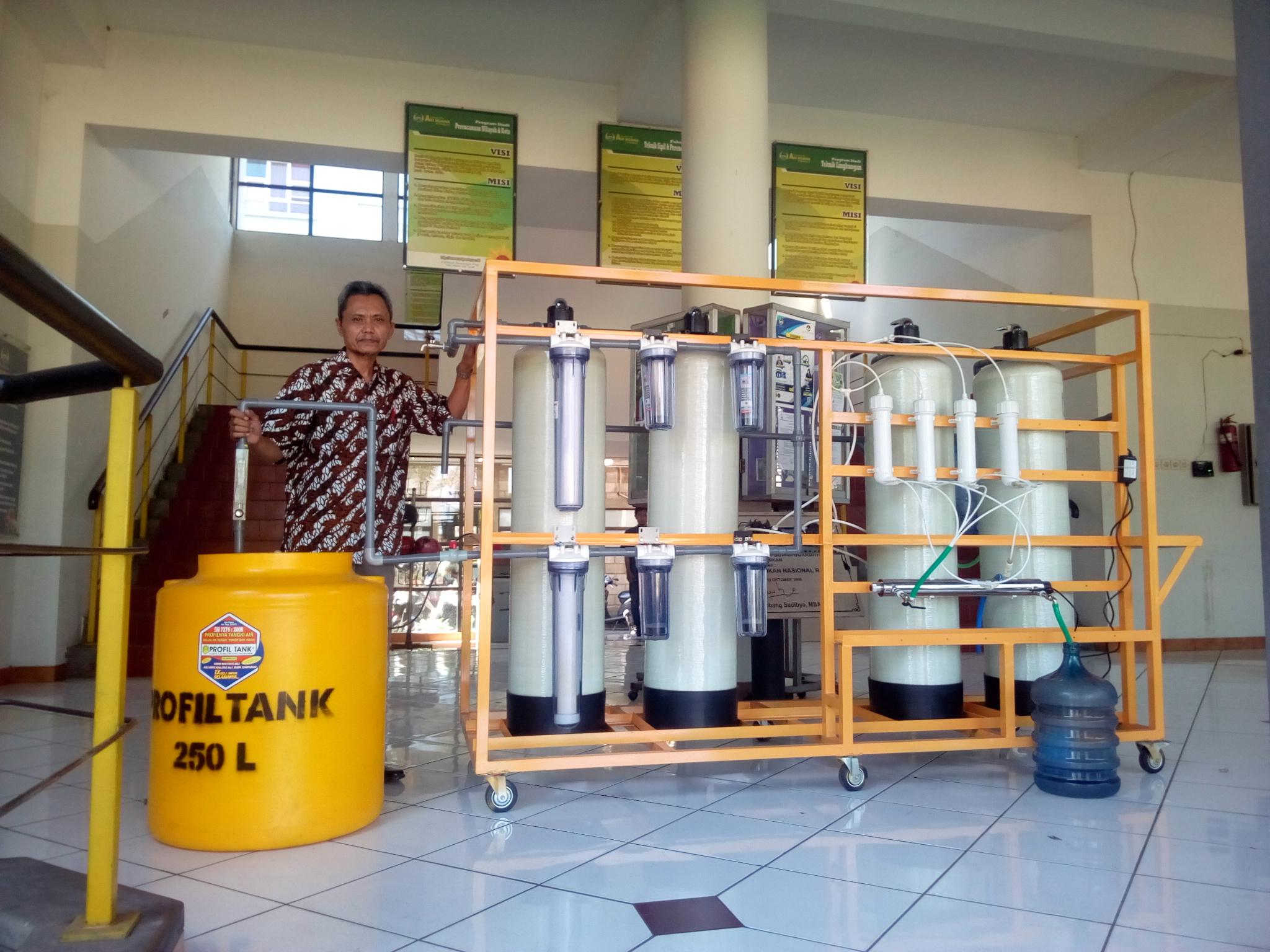 PAMSIMAS TTG Air Bersih Air Minum