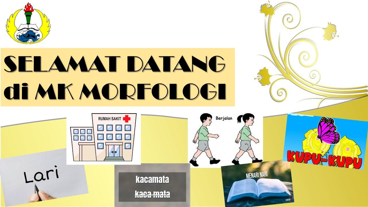 Morfologi Bahasa Indonesia_A