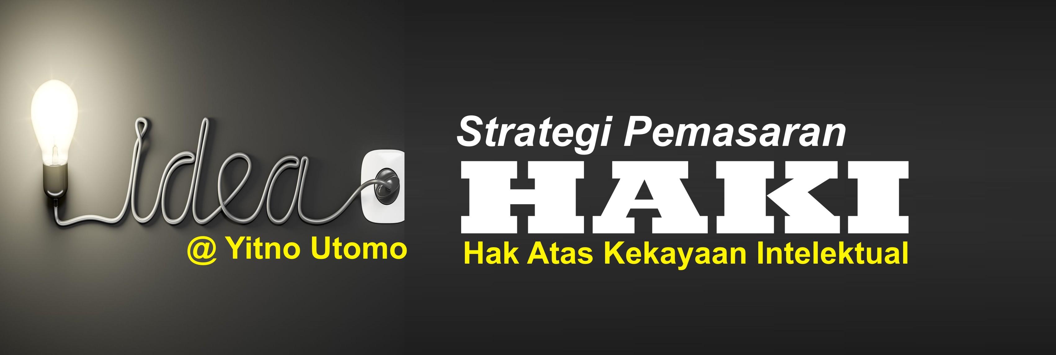 1.2 Strategi Pemasaran dan HAKI