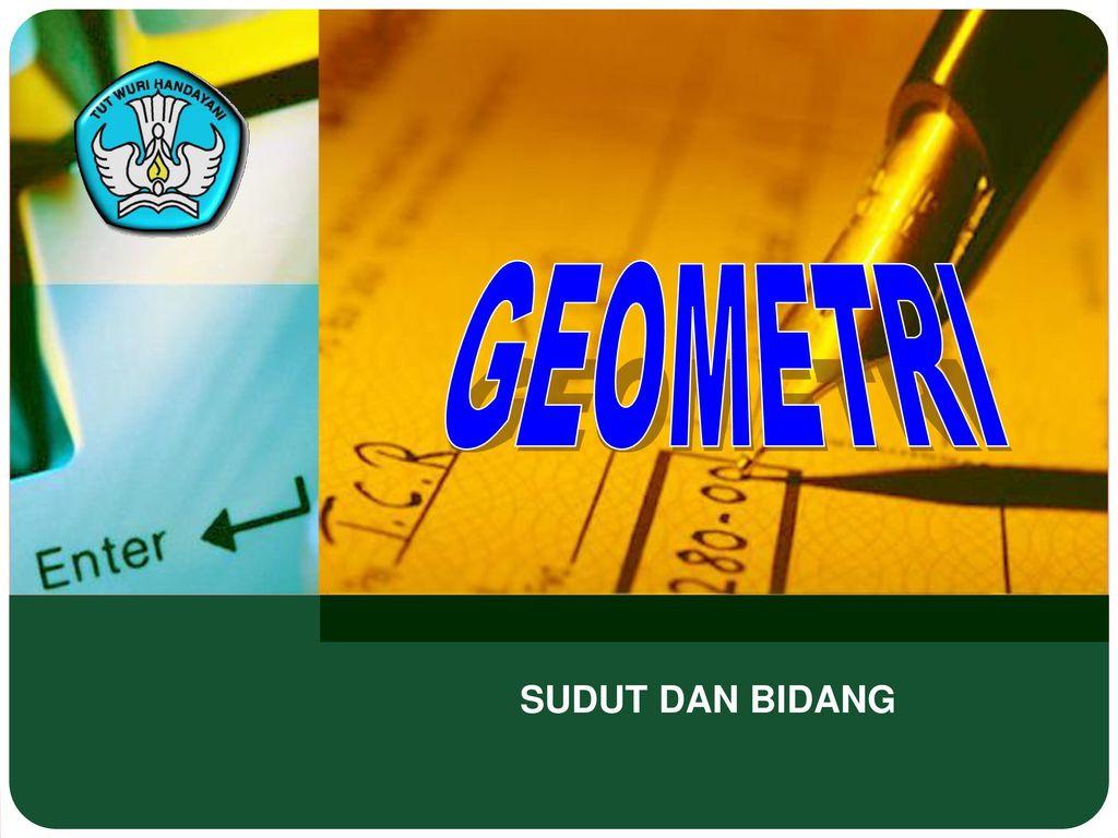 Geometri Sudut