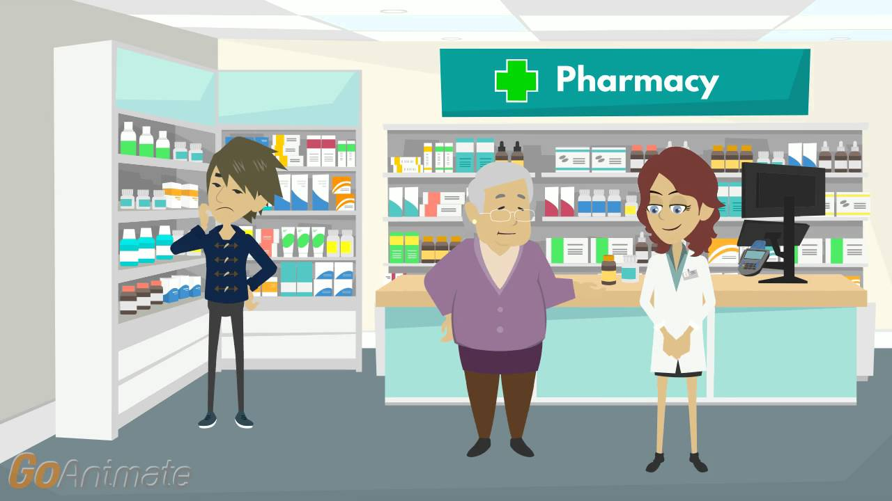 English for Pharmacy 2019 A