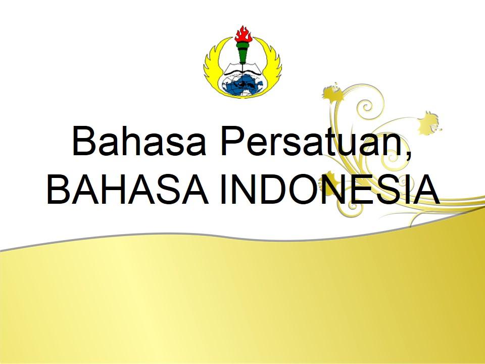 Bahasa Indonesia Kelas M